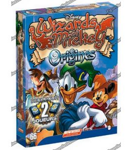 Mazzo di 66 carte DISNEY WIZARDS OF MICKEY Origins