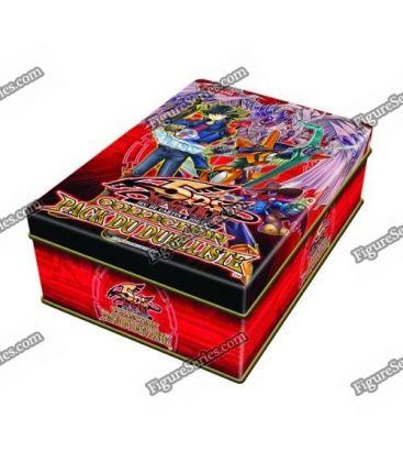 Cajas de hojalata YU-GI-OH! Yusei Duelist Pack Collection 2
