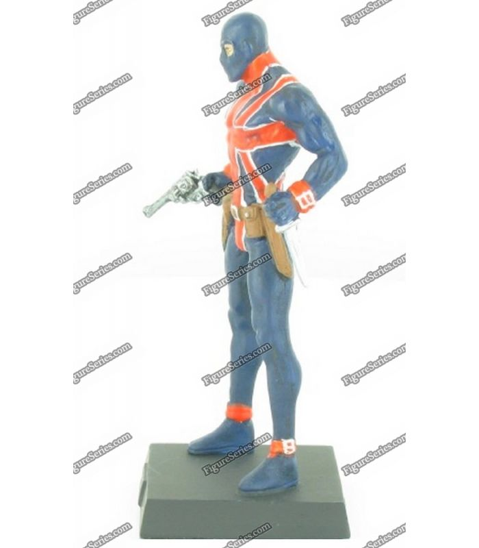 figure series figurine marvel en plomb union jack comics. Black Bedroom Furniture Sets. Home Design Ideas