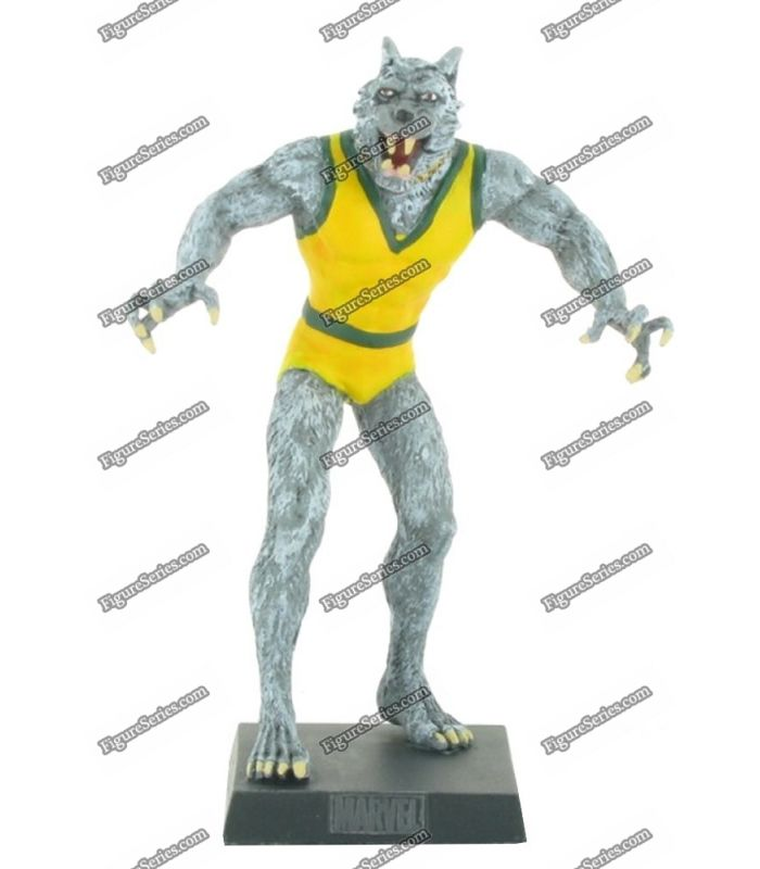 figurine marvel comics lead code 3 wolf man man loup garou. Black Bedroom Furniture Sets. Home Design Ideas