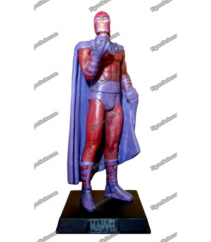 figure series figurine en plomb magneto par marvel. Black Bedroom Furniture Sets. Home Design Ideas