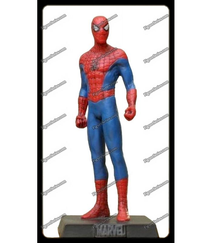 figurine spiderman plomb. Black Bedroom Furniture Sets. Home Design Ideas