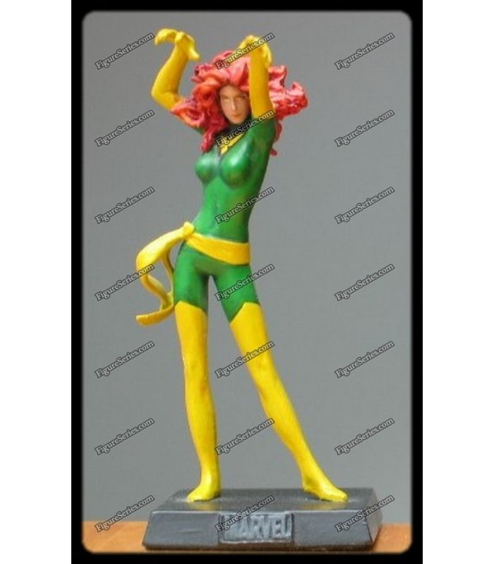 figure series figurine en plomb jean grey le phenix des x. Black Bedroom Furniture Sets. Home Design Ideas