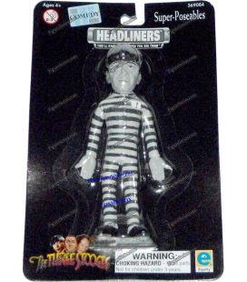 Figurine the THREE STOOGES headliners MOE HOWARD film cinema