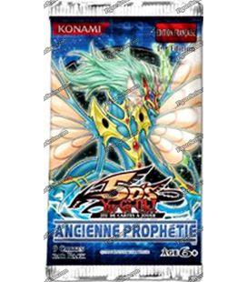 YU GI OH 9 booster kaarten oude profetie Pack Frans