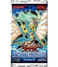 YU GI OH 9 booster cards ancient prophecy Pack French