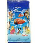 Paquet de 6 cartes DISNEY AUCHAN booster Cartamundi