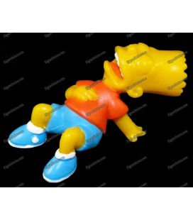 Figurine BART SIMPSONS mort de rire MD TOYS