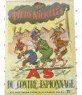 板金属脚 NICKELES AS 的反间谍活动