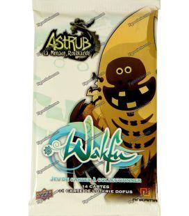 Booster de 15 cartes WAKFU - DOFUS série ASTRUB La MENACE ROUBLARDE