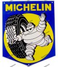 Plaat metalen plaat logo tire bibendum MICHELIN