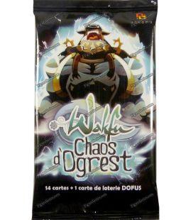 Booster de 15 cartes WAKFU - DOFUS série CHAOS D OGREST