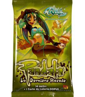 Booster de 15 cartes WAKFU - DOFUS série PANDALA La Dernière Rasade