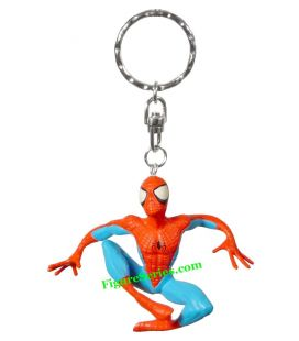 由恶魔和奇迹的密匙环蜘蛛侠奇迹