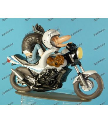 Figurine en résine Joe Bar Team moto MV AGUSTA 750S