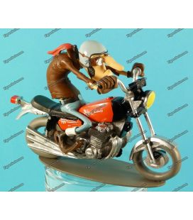 Figurita de resina de motos de Joe Bar Team BENELLI 750 SEI