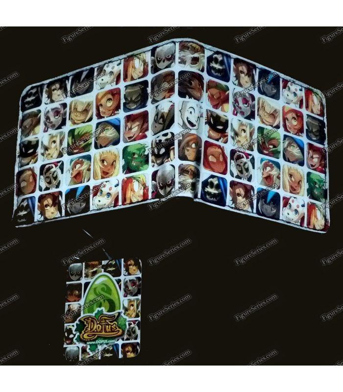Figure series portefeuille wakfu dofus porte cartes jeu for Dofus le jeu