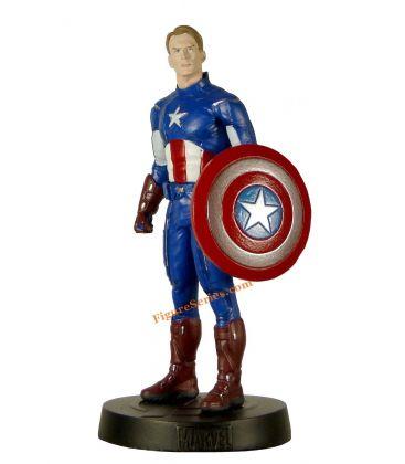 CAPITAINE AMERICA figurine en résine les Advengers captain