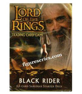 Dek LORD van de ringen zwarte RIDER SARUMAN
