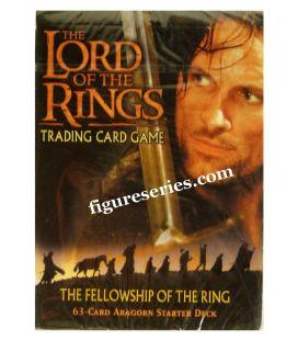 Dek LORD van de ringen REISGENOOTSCHAP van de ring, GANDALF