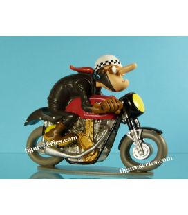 Resina figurina Joe Bar Team MATCHLESS G50