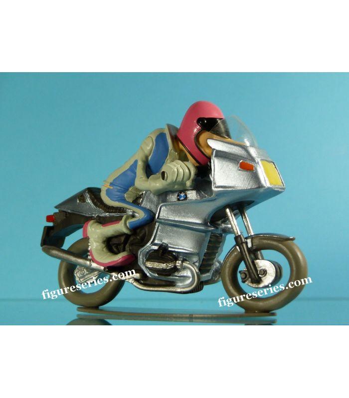 Resin Joe Bar Team Brand Motorcycle German Lead Demons And