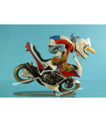 Figurine en résine Joe Bar Team MATCHLESS G50
