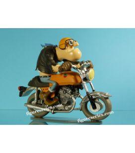 Resina figurina Joe Bar Team LAVERDA 750 SF