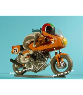 Resina figurina Joe Bar Team LAVERDA 750 SFC