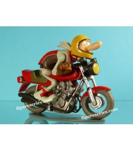 Resina figurina Joe Bar Team MV AGUSTA 750 S America