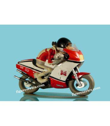 moto en resine joe bar team plomb demons et merveilles figurine japonaise yamaha circuit 500 rdlc. Black Bedroom Furniture Sets. Home Design Ideas
