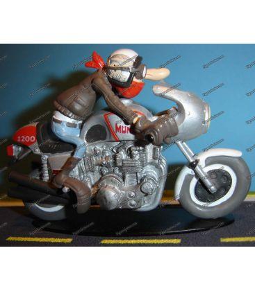 Figurita Joe MUNCH equipo BAR MAMUT 1200 TTS