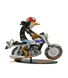 Miniatura de resina Joe Bar Team kawasaki 500 H1