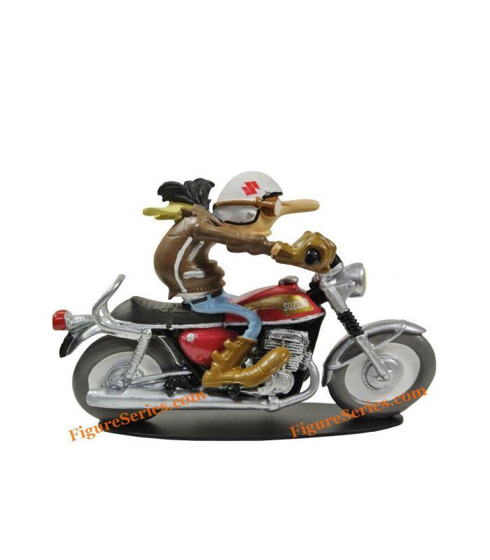 figure series figurine joe bar team moto suzuki t 500. Black Bedroom Furniture Sets. Home Design Ideas