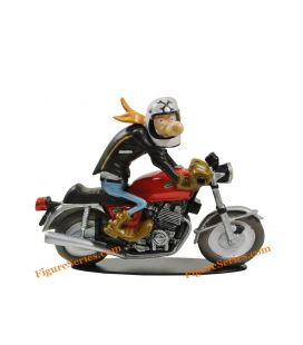 Resina en miniatura Joe Bar Team LAVERDA 1000 moto italiano
