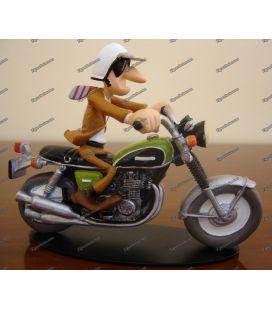 雕像乔四英美车队本田