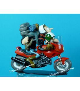 杜卡迪 900 的摩托车树脂乔吧团队