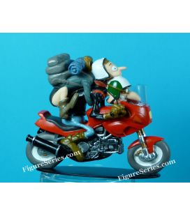 DUCATI 900 ss motorfiets resin joe bar team
