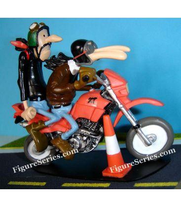 YAMAHA 600 XT moto école joe bar team
