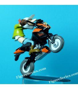 KTM 690 Duke motorfiets resin joe bar team