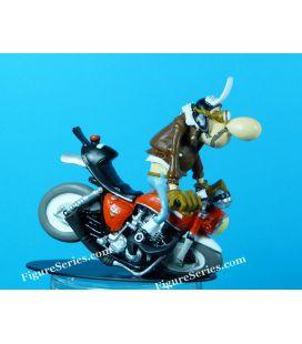 HONDA vier motorfiets noodremming resin joe bar team