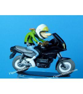 Equipe de bar joe de moto BMW K100 RS