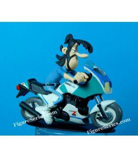 Equipe de bar joe de moto Kawasaki Z 750 turbo sport