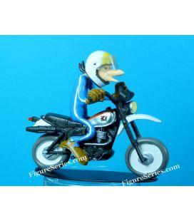 YAMAHA 50 XT moto trail joe bar team