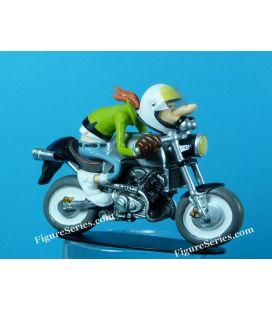 Equipe de bar joe de motocicleta VOXAN Black Magic