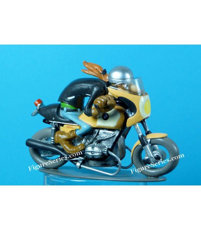 joe bar team bike lead resin motor bmw r90 s demons and wonders