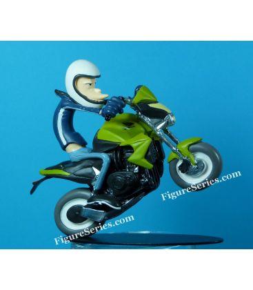 HONDA 1000 CB R moto joe bar team
