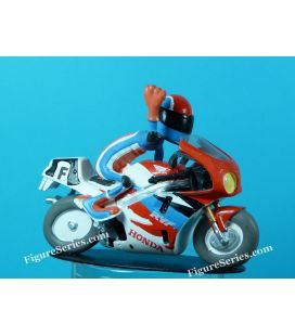 HONDA RVF 750 RC 45 moto joe bar team