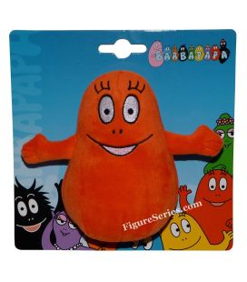 BARBAPAPA peluche Barbabébé rouge BARBIDUR