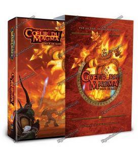 World of Warcraft - RAID DECK - CORAÇÃO de nove MAGMA